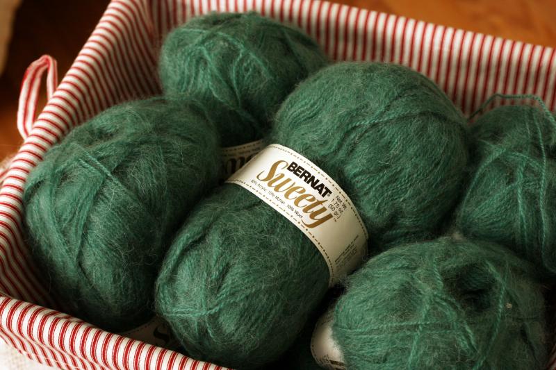 Bernat sweety yarn